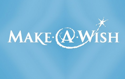 The Make a Wish club works toward helping kids with cancer