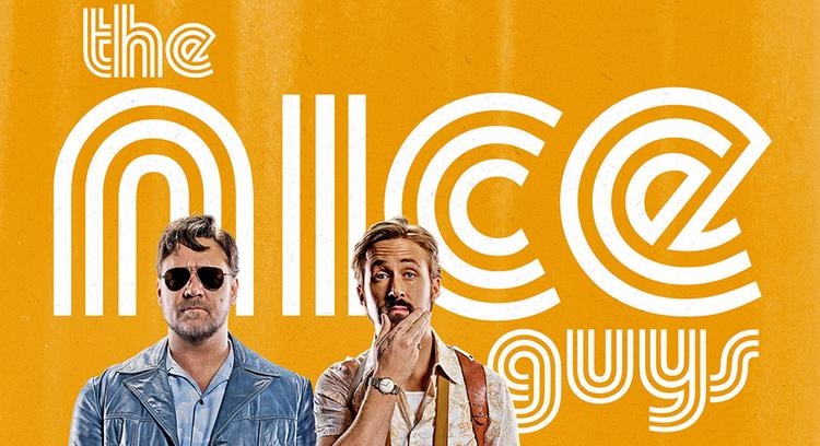 'The Nice Guys' theatrical movie poster. (CC BY-ND 2.0)