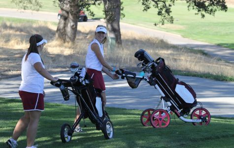 Varsity player Emily Dixon talks about women's golf team heading to Masters