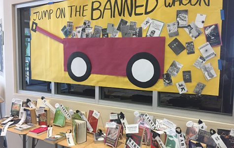 Library's Banned Books Week activities promote awareness