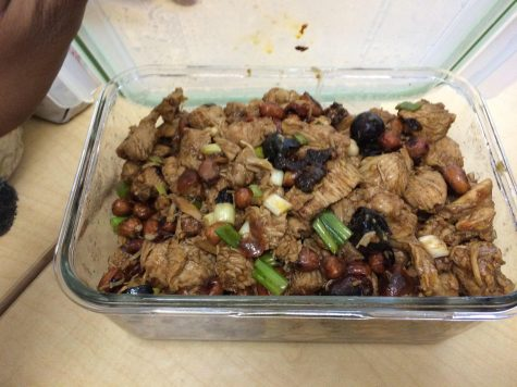 Kung Pao chicken delivers fresh flavor