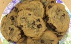 Chocolate chip cookies in Kansas