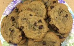 Chocolate chip cookies in Kansas