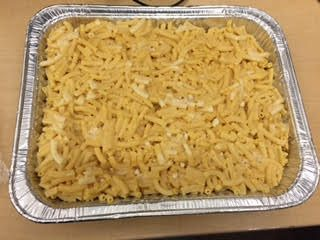 The cheesiest mac and cheese