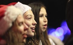 CSF members Christmas carol to raise money for the American Cancer Society