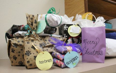 Giving Tree provides students with a chance to donate to the less fortunate