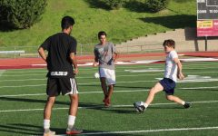 Kadin Louthan adjusts to his new life in California with the help of soccer