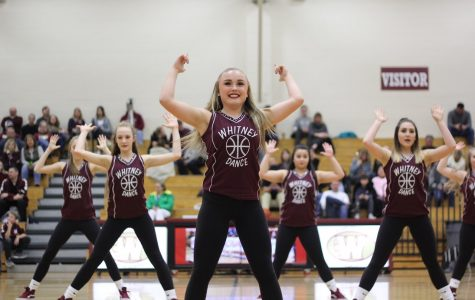 After three consecutive wins at Homestead, Tabitha Bland discusses dance team competitions and halftime performances.