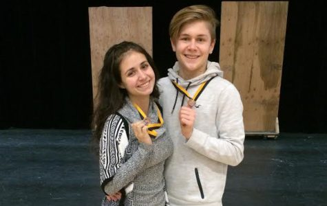 Students win awards for performances at Lenaea Theatre Festival