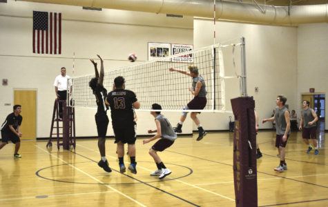 Matt Honberger explains impact on varsity volleyball players due to smaller roster