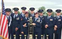 JROTC wins seven First Place trophies, overall Sweepstakes at NORCAL Invitational Drill meet
