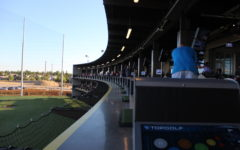 Men's golf program hosts Dine and Drive fundraiser at Top Golf