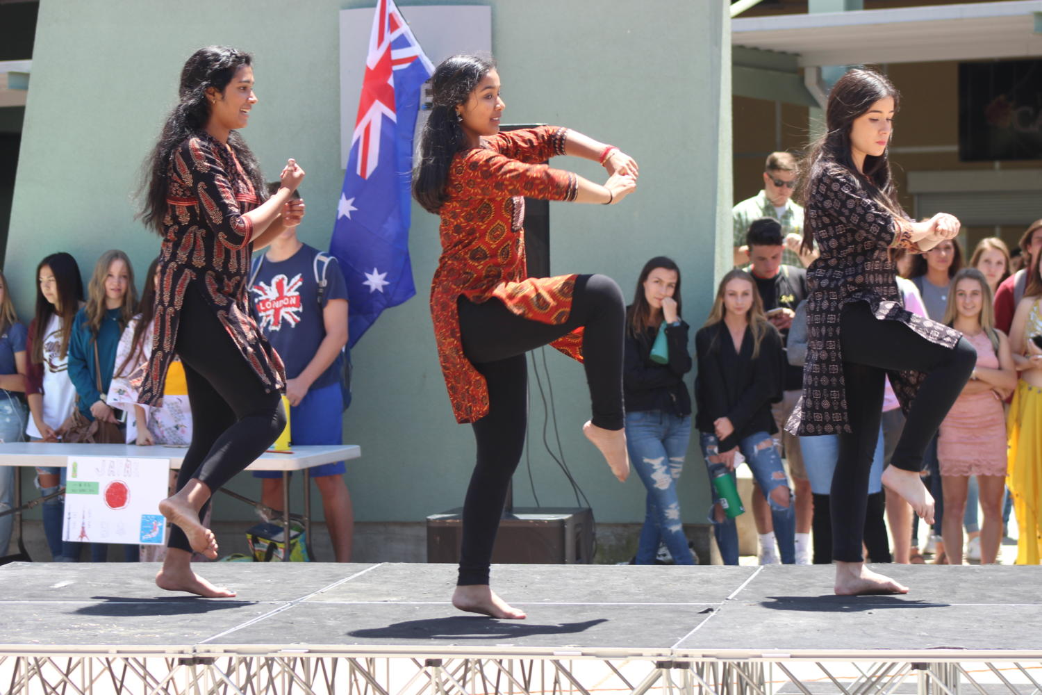 Multicultural Day brings students of all backgrounds together to share their culture