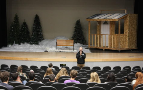 Theater prepares for this weekend's showing of 'Almost, Maine'