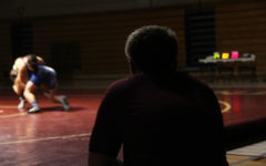 A year of firsts for new wrestling coach Mr. Clarke Powers