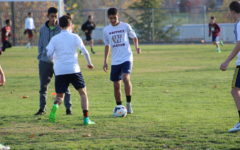Sophomore experiences soccer on new level