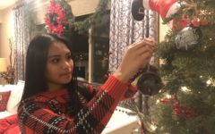 Newcomer compares first Christmas here to Christmas in the U.K