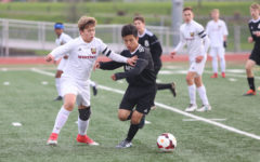 Men's soccer teams face Bella Vista for second half of league play