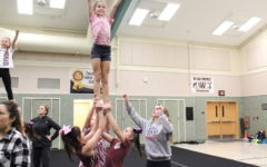Kylie McLendon shares her experience instructing Whitney Junior Wildcats cheer program