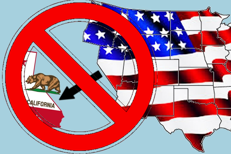 California independence initiative proposes secession from the ...