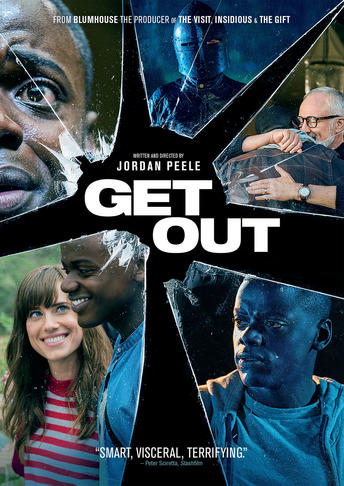 Get Out is an Oscar nominated horror movie that is must watch