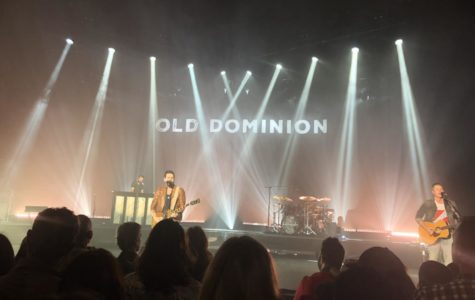 Old Dominion amazes their Valentine's Day crowd