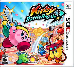 'Kirby Battle Royale' had good ideas, but failed in execution