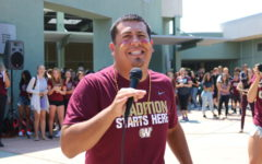 Mr. Jesse Armas shares his vision for role as activities director