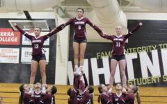Reese Phillips shares what it is like to be in multiple STUNT routines