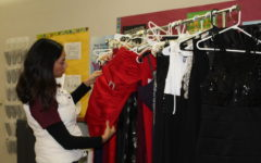 Teacher coordinates program giving girls free formal dresses