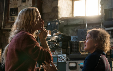 'A Quiet Place' makes a lot of noise in Hollywood