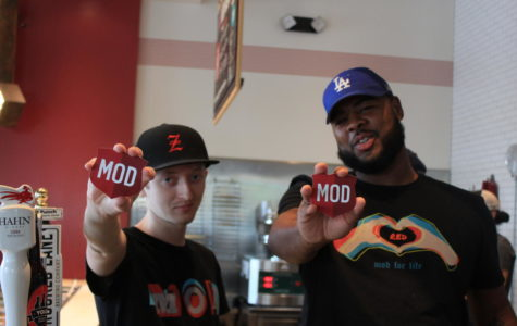 Family-based Mod serves more than just customized pizzas