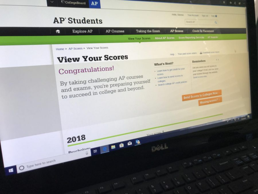 Students and teachers react to released AP exam scores