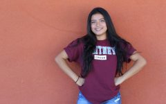 JV cheerleader Ashley Laguna-Gonzales shares about team bonding in South Lake Tahoe