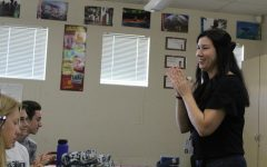 Spanish teacher moves to west coast to continue career
