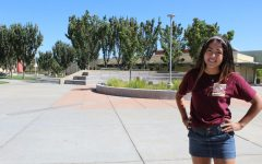Freshman cheerleader Ali Keyes says discipline helps them become stronger