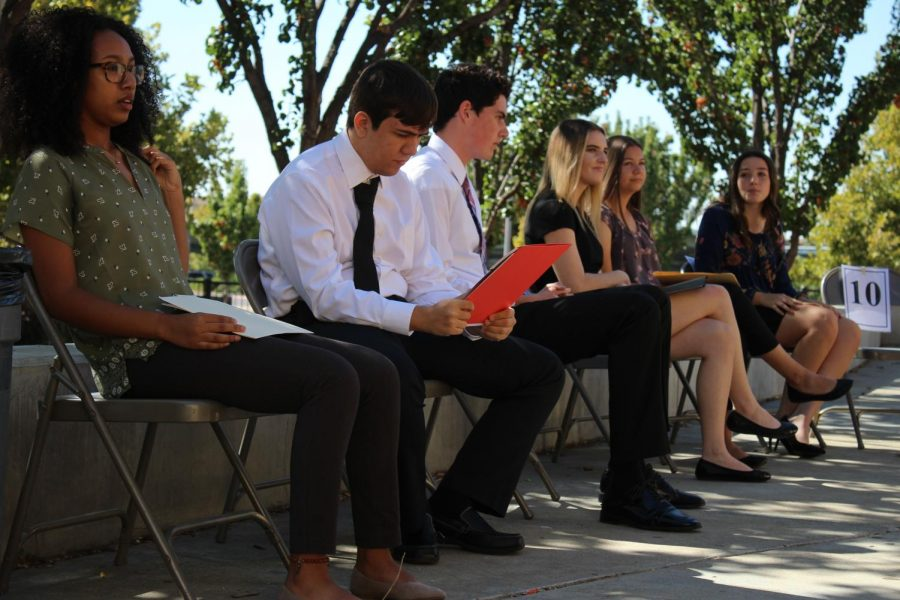 Senior Mock Interviews simulate job interviews to prepare for life after high school