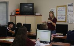 Business teacher Mrs. Alyssa Gonzalez brings industry experience