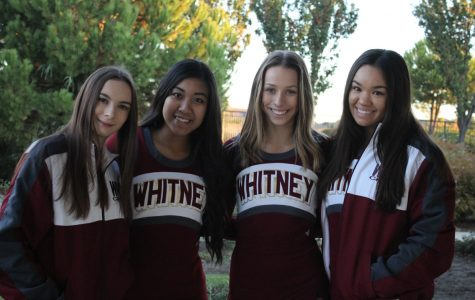 Varsity cheerleaders share an inside scoop on their Homecoming week
