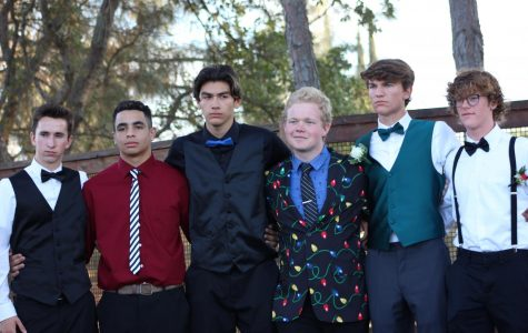 Students attend Rocklin's Homecoming