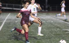 Women's varsity soccer beat Rio Americano