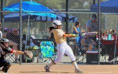 Softball player Alexis Caretti expresses how she balances both school, sports