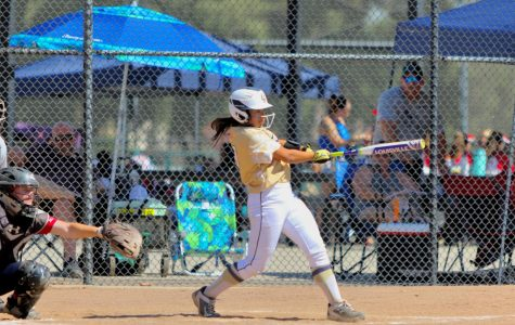 Softball player Alexis Caretti expresses how she balances both school, sports