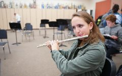 Flutist makes school history with acceptance into All-State Honor Band