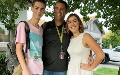 Mr. Joel Williams and family on school, home lives together