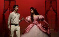Week long rehearsal for 'The Little Mermaid' musical prepares students for opening night