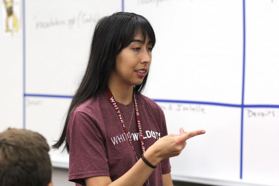 New ASL teacher, Emily Miyaoka, gives inside look into new language program