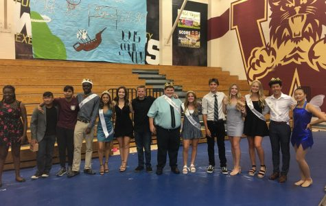 Dress-up days showcase spirit during Homecoming week