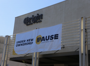 Pause Coffee takes over local coffee shop
