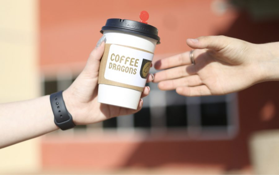 Teachers+can+now+order+coffee+deliveries+on+campus